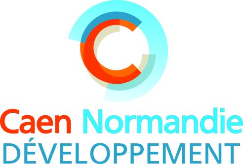 CaenNormandieDéveloppement_FondBlanc_CMJN