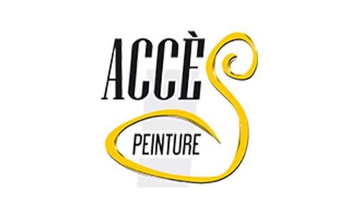logo acces peinture